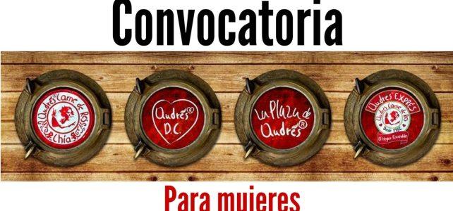 Convocatoria abierta para trabajar en Andrés Carne Res. Exclusiva para Mujeres