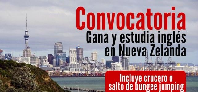 Beca para estudiar inglés en Nueva Zelanda para Latinoamericanos