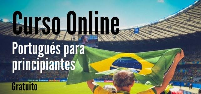 Curso online gratuito para estudiar portugués nivel principiante