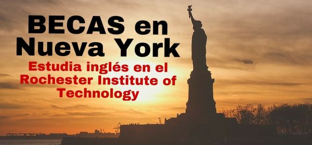Becas para estudiar INGLÉS en Nueva York para ciudadanos del mundo