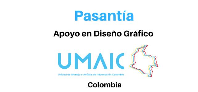 Pasantía de Apoyo en Diseño Gráfico Naciones Unidas