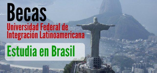 Becas para estudios de pregrado en Brasil