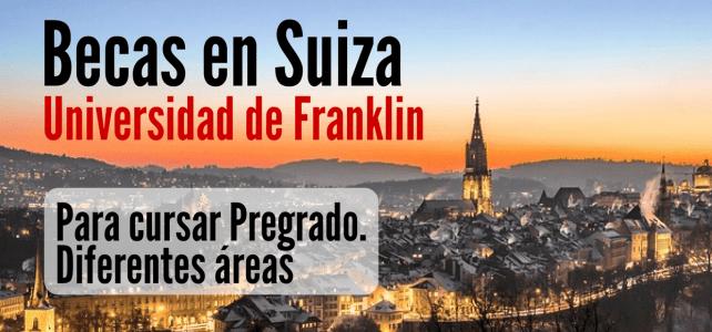 Becas en Suiza para cursar pregrado  ideal para Latinoamericanos