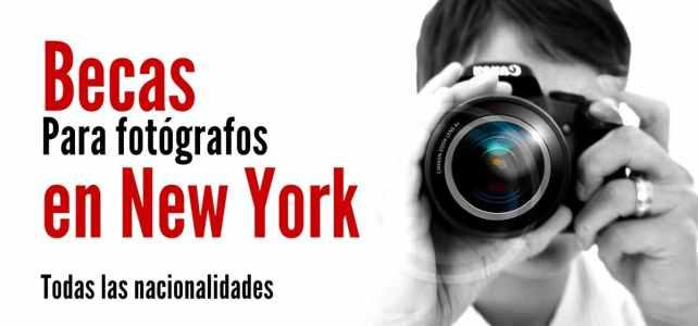 Becas de fotografía en Nueva York para ciudadanos del mundo