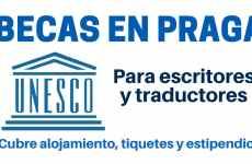 Becas de la UNESCO en Praga para escritores y traductores