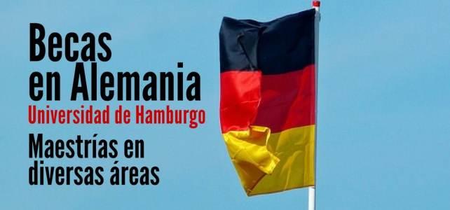 Becas en Alemania para cursar maestrías en diversas áreas
