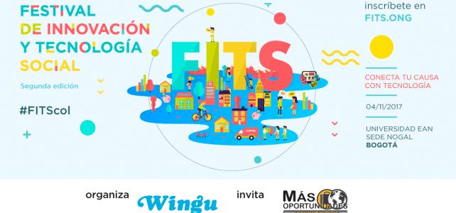Llega la segunda edición del Festival de Innovación y Tecnología Social FITS – entrada gratuita