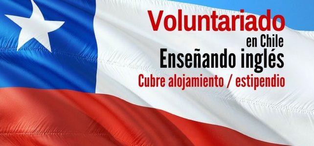 Voluntariado para que enseñes inglés en Chile