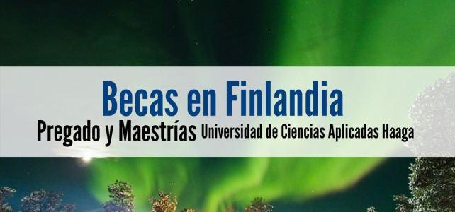 Becas para pregrados o maestrías en Finlandia