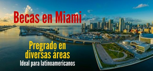 Becas de pregrado en Universidad de Miami