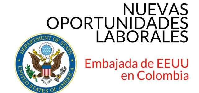 Convocatorias Embajada de EEUU