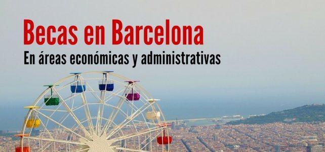 Becas en Barcelona para maestría en economía