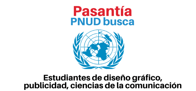 Pasantía en Naciones Unidas : Diseño gráfico y comunicadores