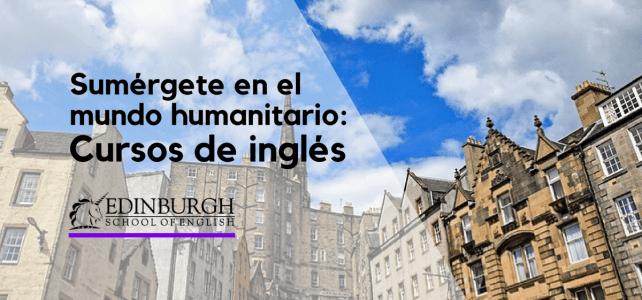 Sumérgete en el inglés del mundo humanitario
