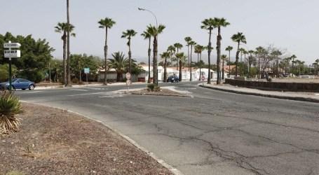 El Cabildo financia el reasfaltado de seis avenidas del Campo Internacional de Maspalomas