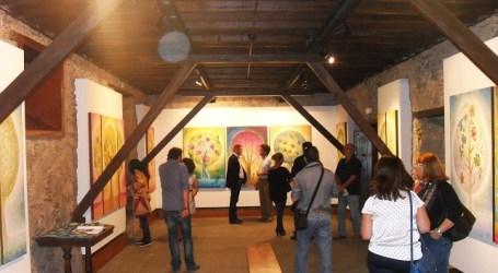 La Casa Condal de Maspalomas exhibe 'Arboluz', del artista Felipe Juan Pérez