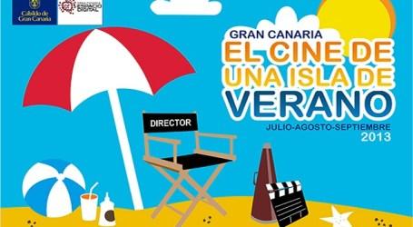 3.000 espectadores disfrutaron de la última edición del ciclo 'Cine de una isla de verano'