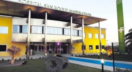 Hospital San Roque Maspalomas inaugura la primera planta de Biomasa de Gran Canaria