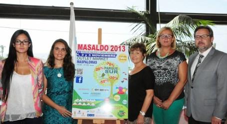 """""""Masaldo"""" congregará en Maspalomas a más de 90 stands con los mejores precios"""