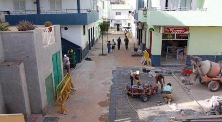 La peatonalización de la calle Luján Pérez revitalizará la ZCA de Arguineguín