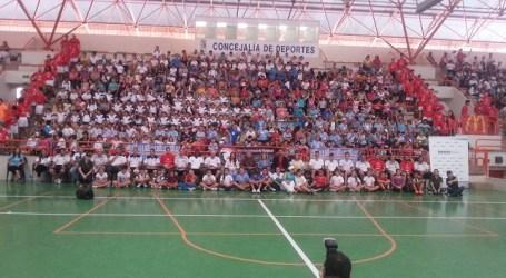 17 centros educativos de San Bartolomé de Tirajana participan en los I Juegos Escolares