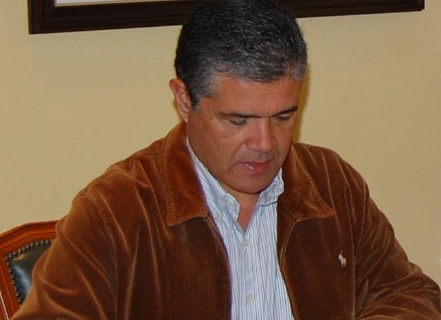 Francisco González, alcalde de Mogán