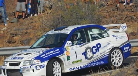 Miguel Cabral y Jacob Paez, vencedores del XL Rallye de Maspalomas