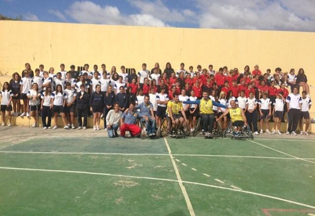 'San Bartolomé de Tirajana Accesible 2013', participantes en el Taller Econy