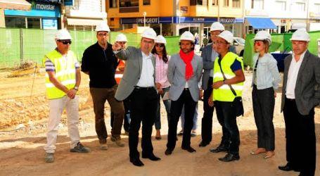 El grueso de las obras de la ZCA de Maspalomas concluirá al acabar el 2013