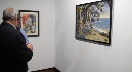 La primera exposición colectiva de los Manrique de Lara se muestra en Maspalomas
