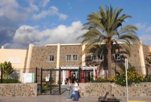 Centro de Estancias Diurnas, Maspalomas