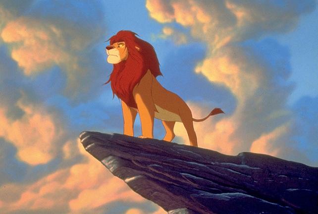 """El Rey León, """"Simba"""""""