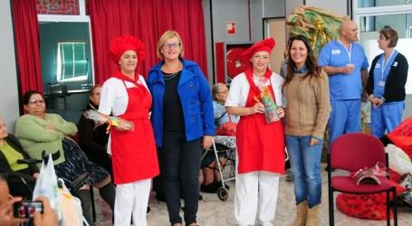 Los centros Mayores y de Alzheimer de Maspalomas celebraron la Navidad
