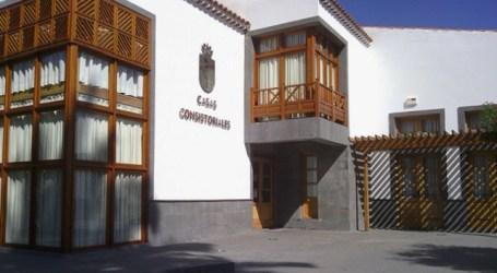 El grupo de gobierno de Santa Lucía rechaza las alegaciones al presupuesto presentadas por la oposición