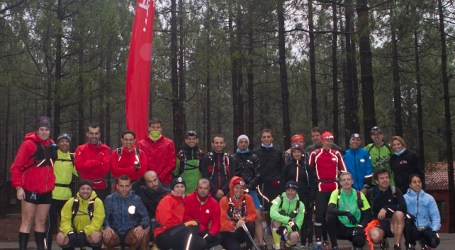 Chaigneau e Iturrieta ponen a punto a más de 40 corredores de la Transgrancanaria