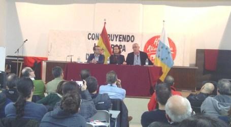 IUC propone subir el numero de diputados canarios y bajar sus sueldos