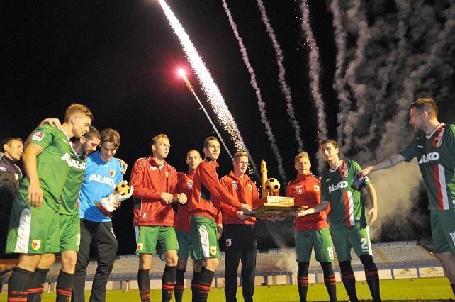 FC Augsburg, campeón del 29 Torneo Internacional de Fútbol de Maspalomas,