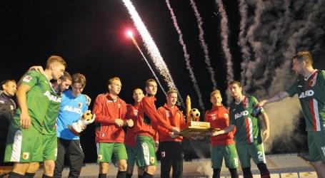 El Augsburg se proclama campeón del Torneo Internacional de Fútbol de Maspalomas