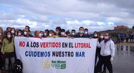 Los ecologistas denuncian innumerables vertidos de aguas residuales mal depuradas o sin depurar
