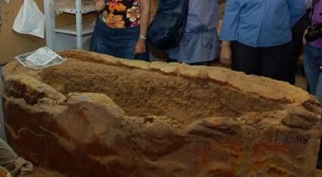 El Cabildo de Gran Canaria da por terminadas las excavaciones de la Necrópolis de Maspalomas