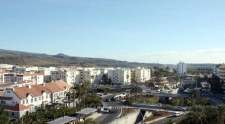 El Ayuntamiento cierra por obras la Rotonda de la Viuda de Franco, en Maspalomas