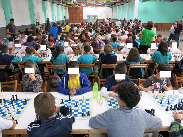 Torneo Escolar de Ajedrez de Santa Lucía