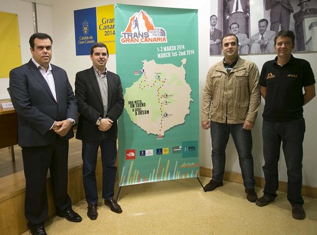 Transgrancanaria 2014, presentación a los medios