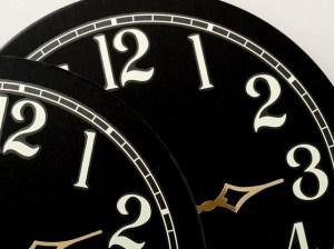 Cambio de hora, a las dos serán las tres