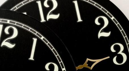 Con el cambio de horario el día 31 de marzo se convierte en el día más corto del año