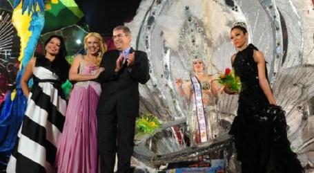 Támara Fietz Lorenzo, nueva reina del Carnaval Internacional de Maspalomas