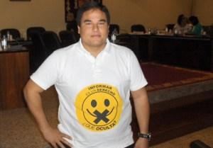 Mencey Navarro, portavoz de Ciuca en el Ayuntamiento de Mogán