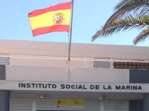 Instituto Social de la Marina, en Arguineguín