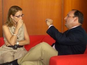 Ricardo Fernandez de la Puente Armas, en ExpoMeloneras
