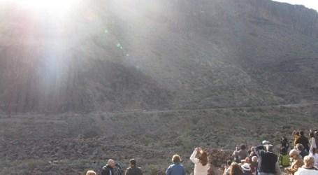34 personas podrán contemplar el equinoccio de primavera desde Arteara